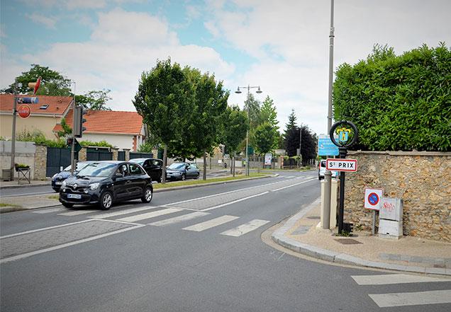 Travaux avenue du Général Leclerc