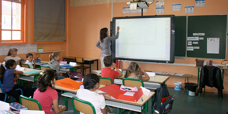 Ecole élémentaire de Saint-Prix