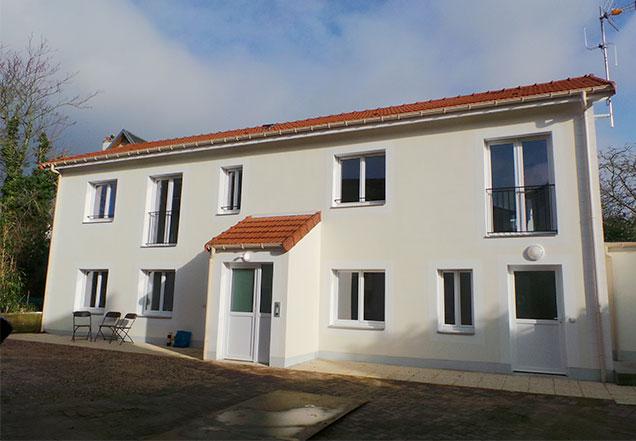 Inauguration logements sociaux annexe Gros noyer