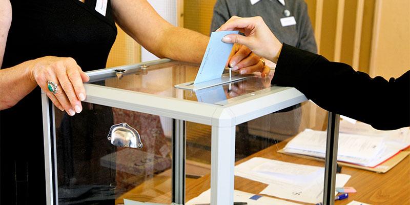 S'inscrire sur les listes électorales à Saint-Prix