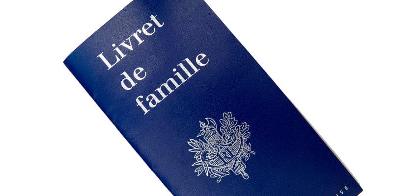 Obtenir un livret de famille à Saint-Prix