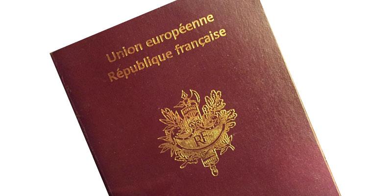 Obtenir un passeport