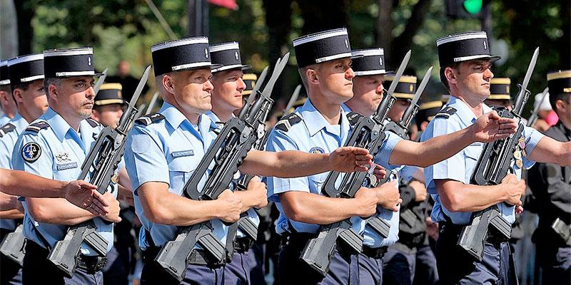 Le recensement militaire à Saint-Prix